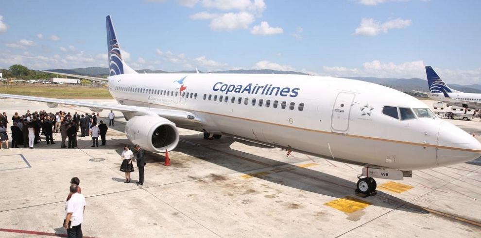 Copa Airlines evalúa sus pilotos cada seis meses