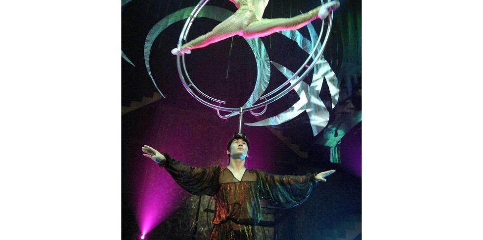 Famoso Cirque du Soleil, a la venta