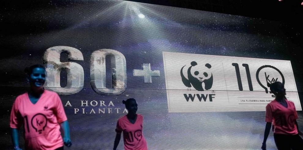 'La Hora del Planeta' bate récord y programa décimo aniversario en 2016