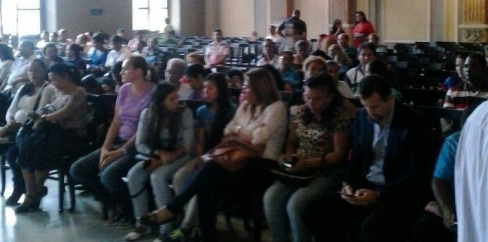 MEDUCA presentará denuncia por incidente en el Instituto Nacional