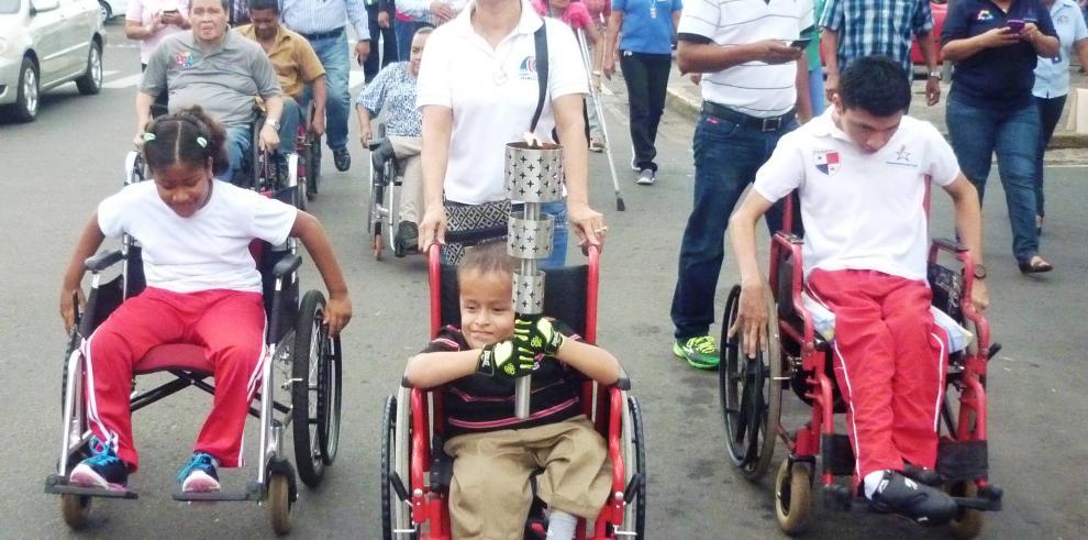 Al menos 131 atletas participarán en la carrera de sillas de ruedas