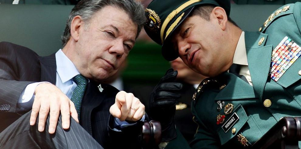 """Santos advierte que """"el tiempo y la paciencia tienen límites"""""""