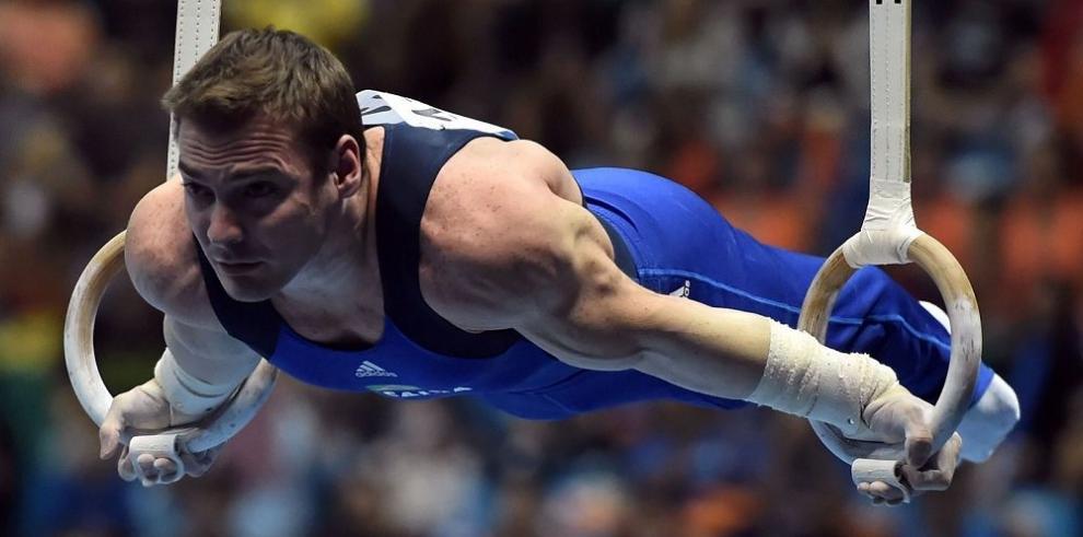 Brasil, 3 oros en el mundial de gimnasia