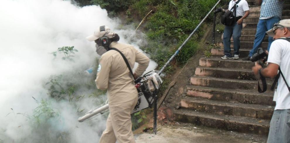 Intensificarán operativos contra el dengue en San Miguelito