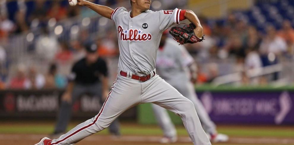 Panameño González logra su primera victoria en la MLB