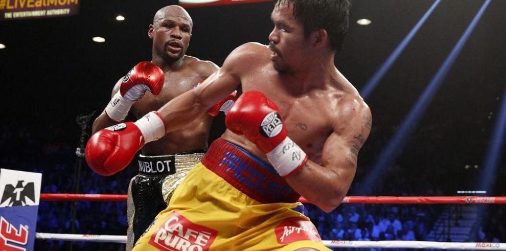 Pacquiao dice haber peleado con el hombro lesionado