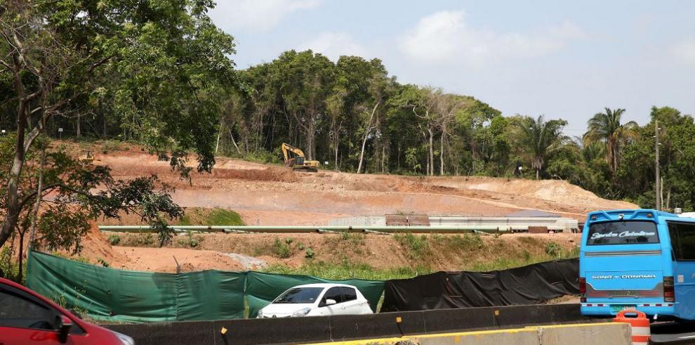 Arraiján cierra sus bosques a los megaproyectos del Gobierno