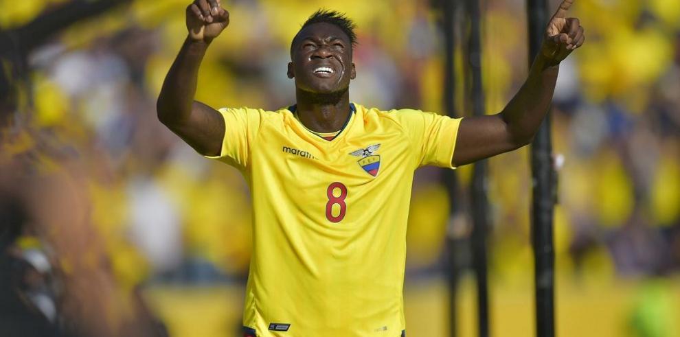 Ecuador sella el mejor inicio de su historia en eliminatorias