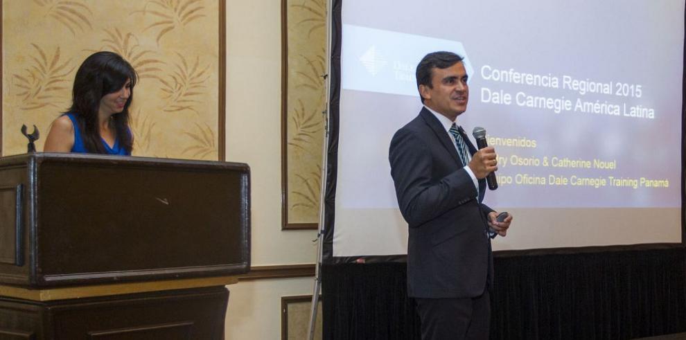 Panamá fue sede de reunión regional de Dale Carnegie