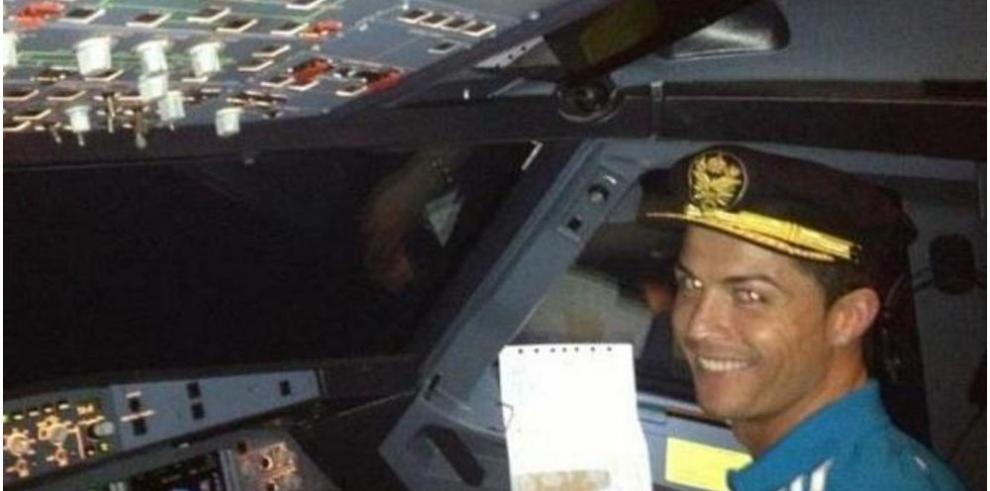 Ronaldo se compra un avión de $20 millones
