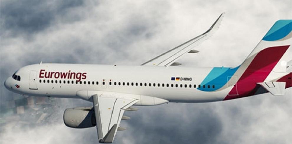 Aerolínea alemana Eurowings iniciará vuelos a Cuba en noviembre