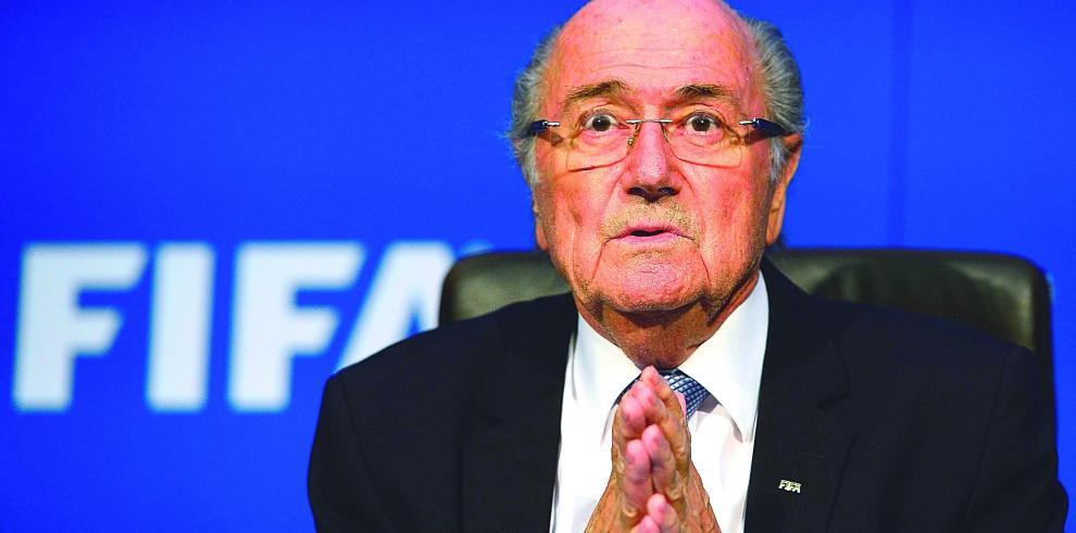 Blatter: En FIFA no habría ninguna crisis si EEUU organizara el Mundial