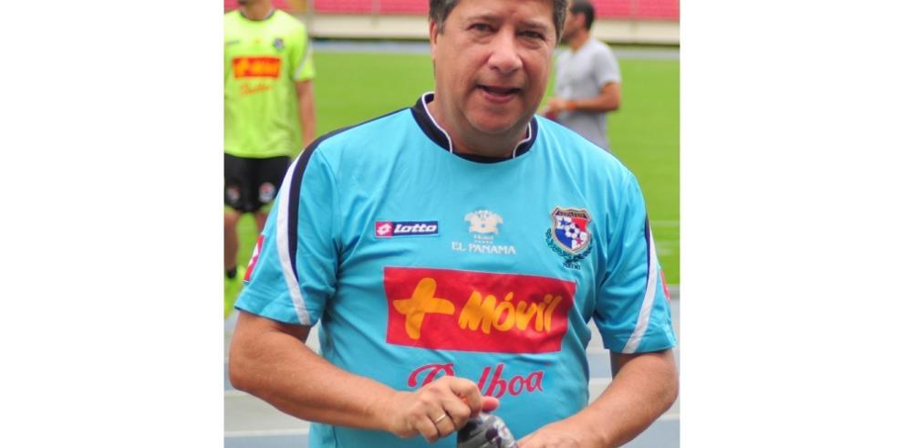 'Bolillo', el técnico que quiere llevar a Panamá a Rusia 2018