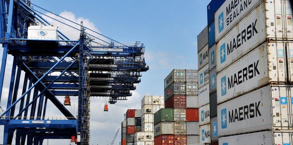 Exportaciones bajan un 1.3% entre enero y mayo