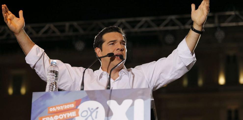 Encuestas anuncian empate en Grecia