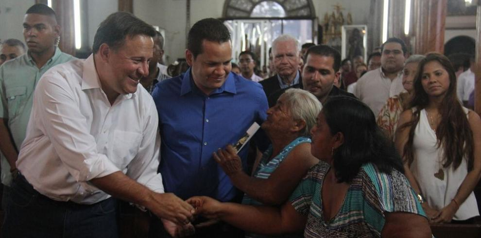 Panameñistas conmemoran hechos del 10 de mayo de 1951