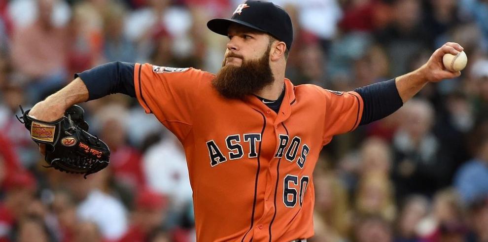 Keuchel, el as en que confían los Astros