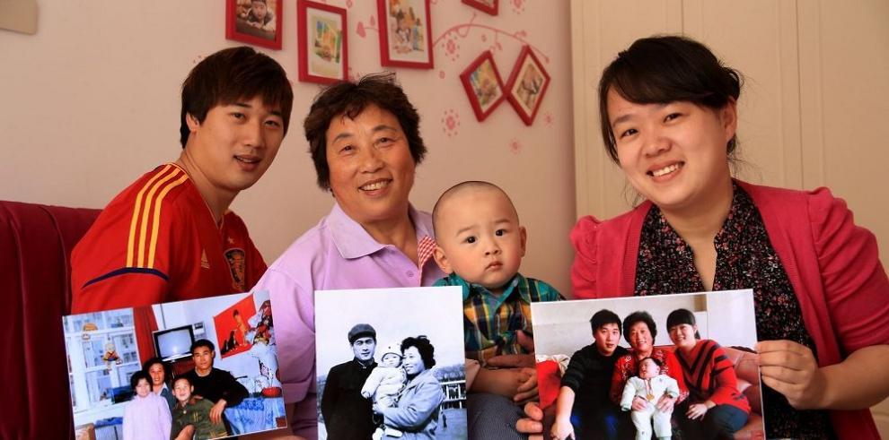 Chinos honran a sus madres