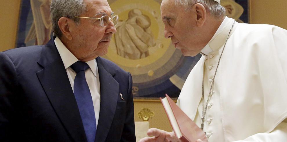 El papa Francisco visitará Cuba entre el 19 y el 22 de septiembre