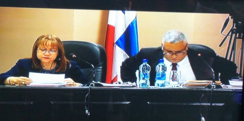 Magistrado Mejía se abstiene de tomar una decisión en caso Martinelli