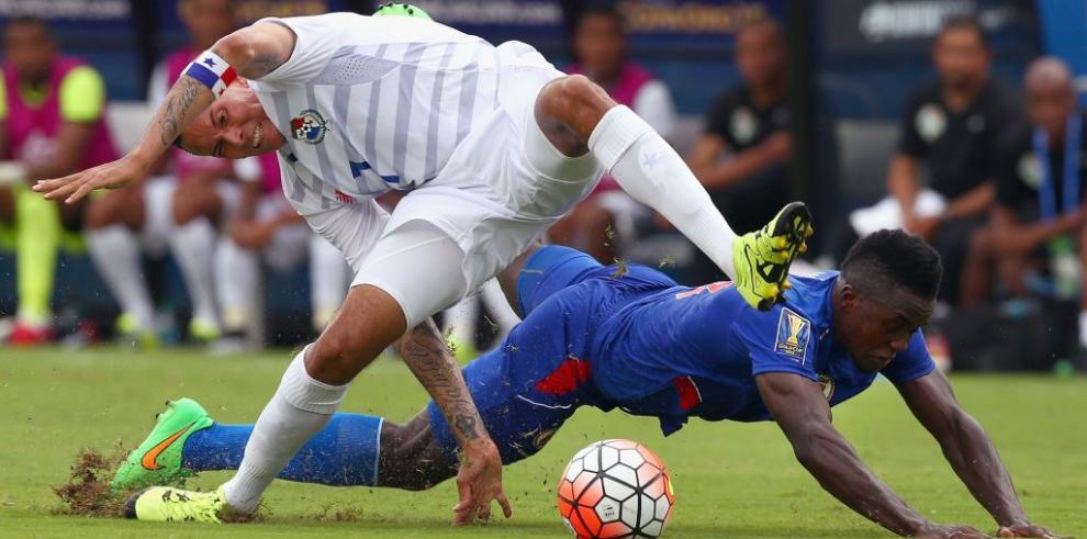 Panamá y Haití empatan (1-1) en partido inaugural de Copa Oro