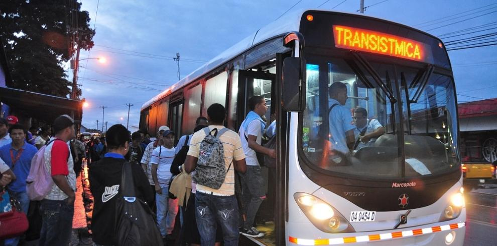 Operadores de Metro Bus se declaran en paro a partir de la 12:00 a.m