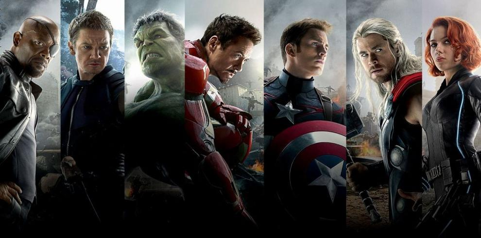 Antología de superhéroes