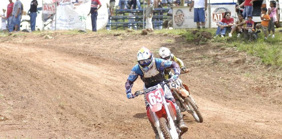 Campeonato de Motocross entra en su tercera fecha