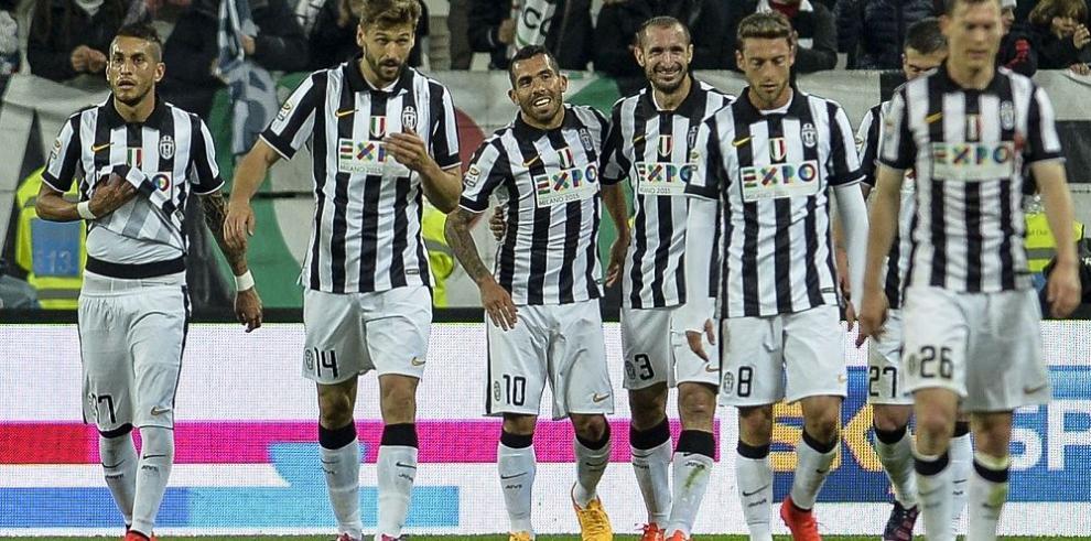 Juventus, a un paso de conseguir el título