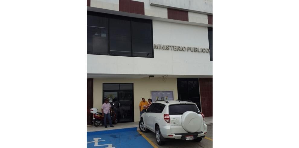 Lluvias afectan instalaciones del Ministerio Público en Coclé