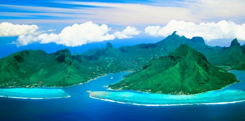 Espectaculares imágenes de cabañas cerca del mar