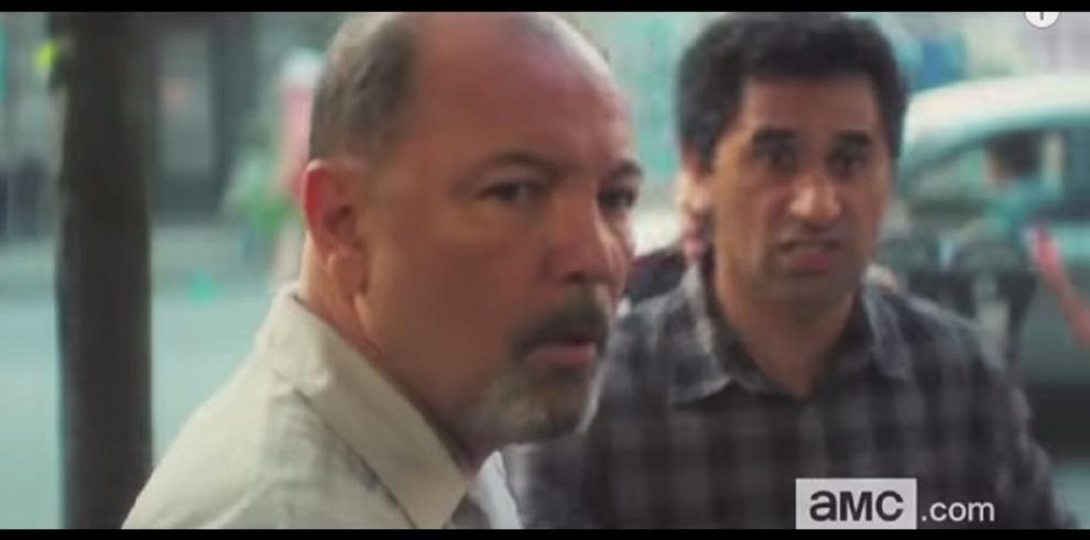 Rubén Blades en la sexta temporada de