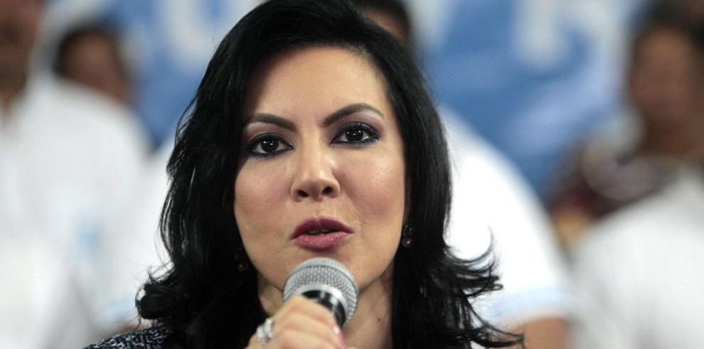 Prohiben aspirar a la presidencia a la hija de Ríos Montt