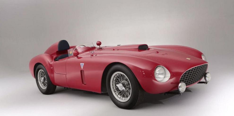 Culmina la disputa legal por un Ferrari fabricado en 1954