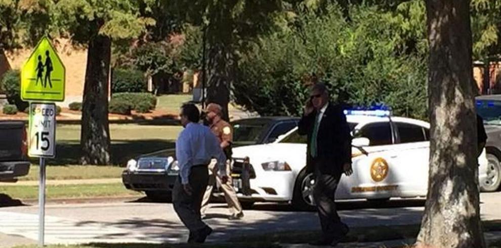 Se registra tiroteo en universidad de EE.UU. hay una víctima fatal