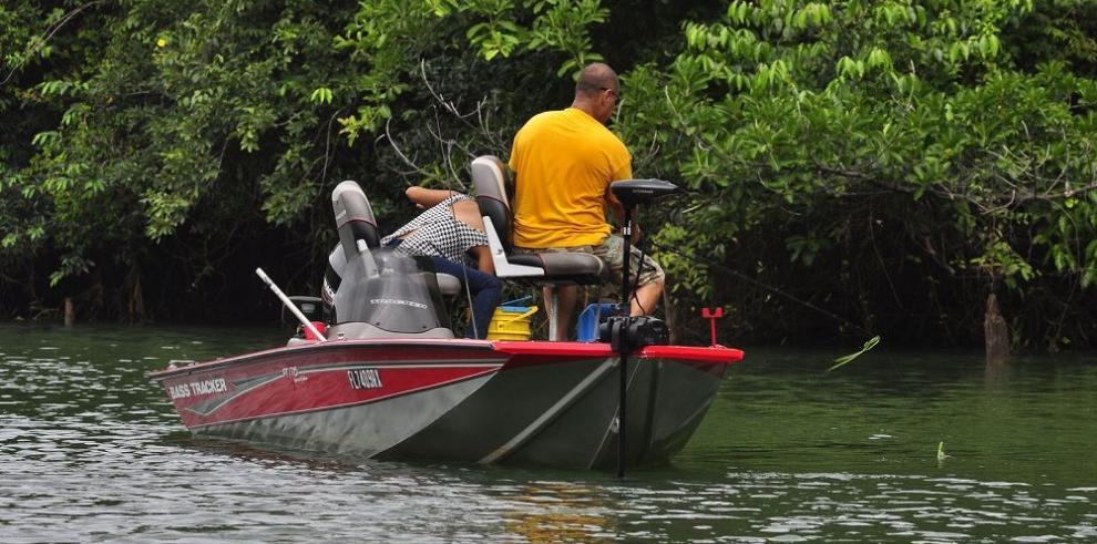 Excelente pesca en torneo de Gamboa