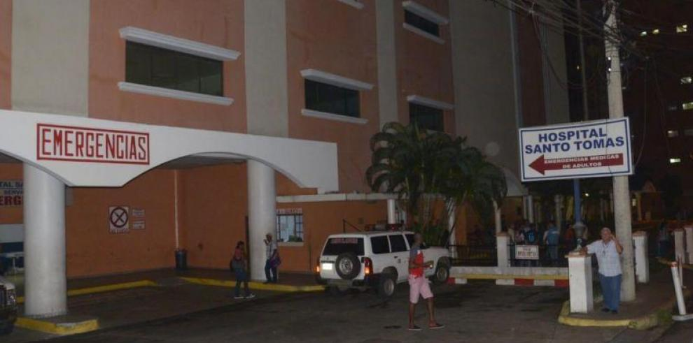 Trasladan a Manuel Antonio Noriega al Hospital Santo Tomás
