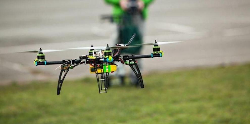 China utiliza drones para detectar a sus fábricas más contaminantes