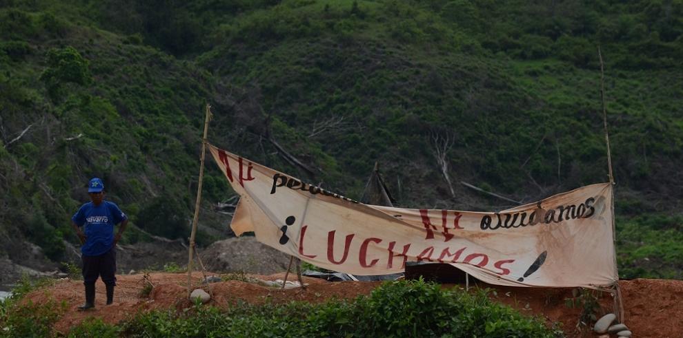 Indígenas no quieren dialogo ante proyecto Barro Blanco