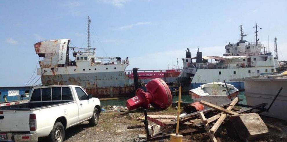 Ocean Pollution Control pide devolución de su terminal
