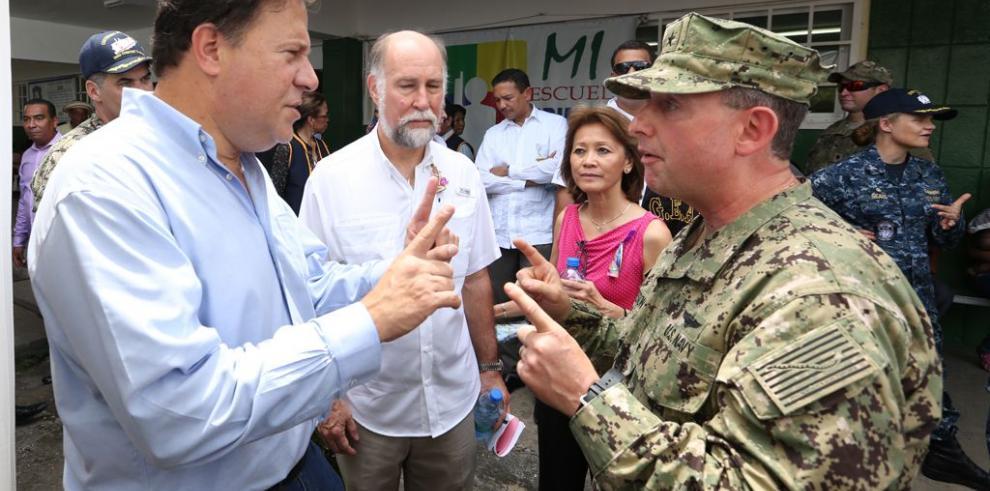 Jonathan Farrar termina su periodo como embajador de EEUU en Panamá