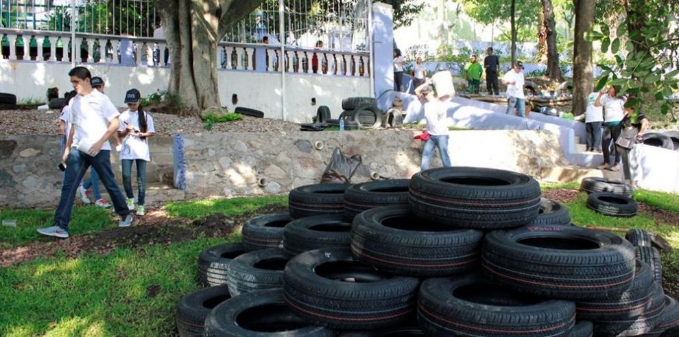 Bridgestone reduce su huella ambiental