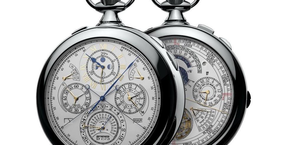 El reloj más complejo