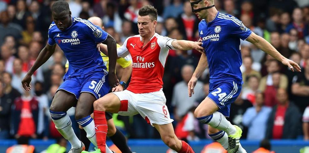 Chelsea se lleva el derbi de Londres