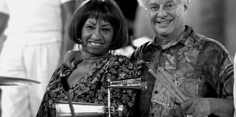 """""""El Cigala"""" rindió homenaje a Celia Cruz en Miami"""