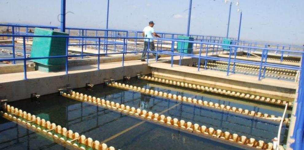 Reanudan las operaciones de la planta potabilizadora de Chilibre