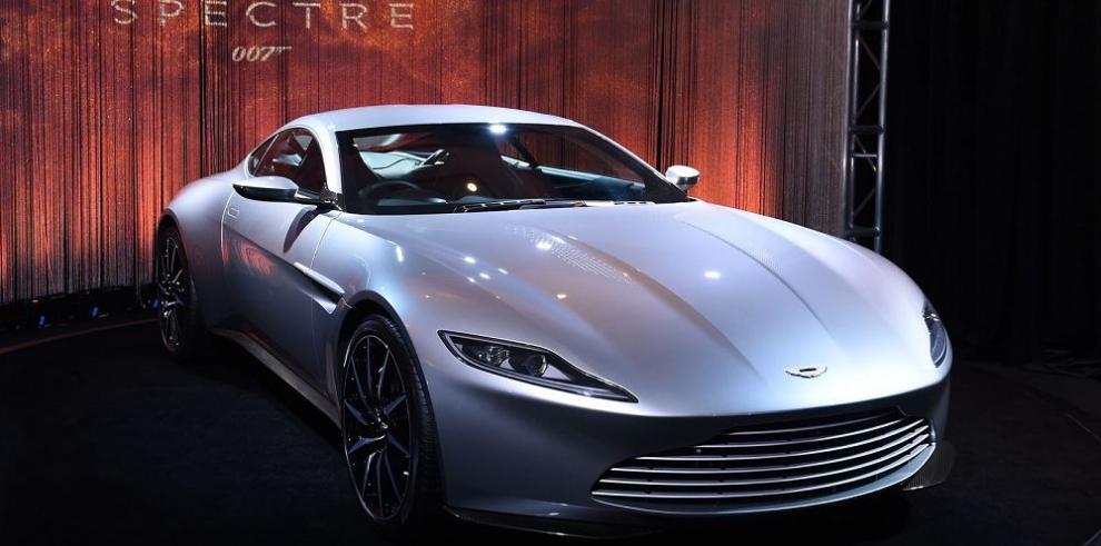 Los fabulosos autos del agente 007