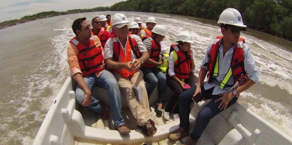 19 empresas interesadas en licitación del Puerto de Aguadulce