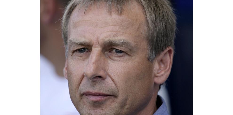 Klinsmann está