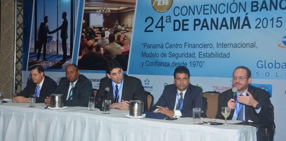 Finaliza el encuentro bancario en Panamá